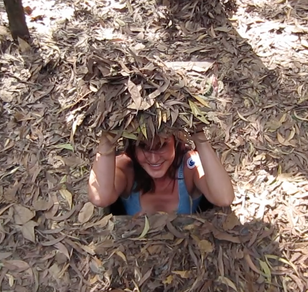 Lessons Of War From The Vietnam Cuchi Tunnels