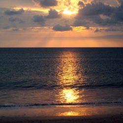 jimbaran bay sunset 1