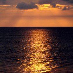 jimbaran bay sunset 2