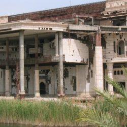 mid east - udays palace