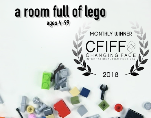 A Room Full of LEGO doco WIN + laurels